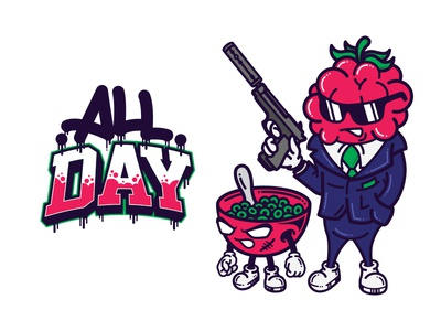 Cereal Killers - All Day
