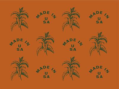 Envy Farms Texture texture retro type icon vintage typography logotype brand branding logo graphic design design