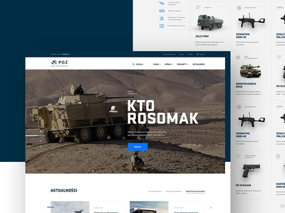 PGZ homepage weapons military