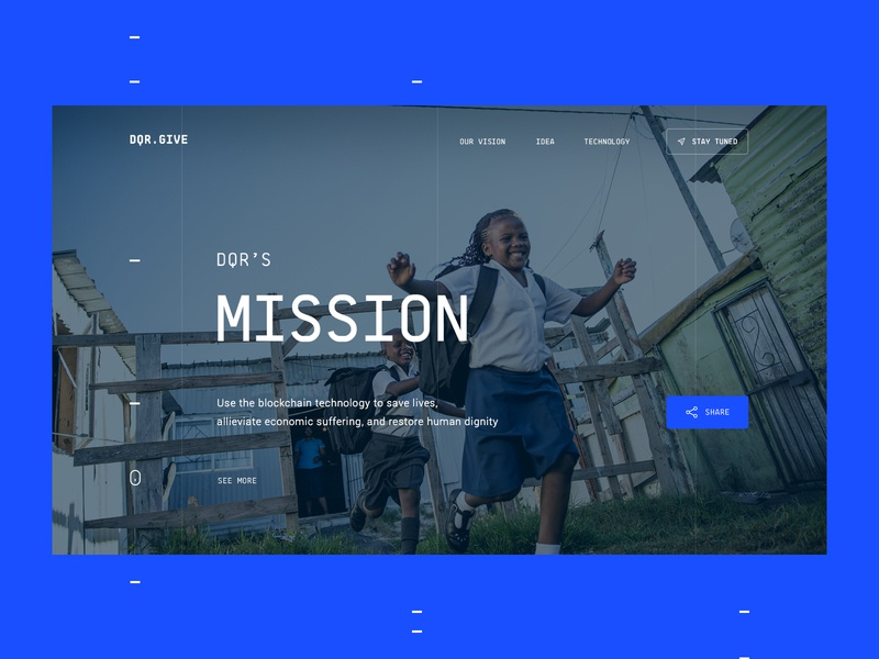 Cryptocurrency charity landing page landing page concept crypto crypto currency web design startup