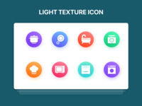 Light Texture Icon