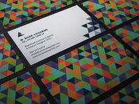 Main business card mockup vol1