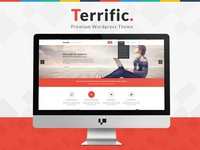 Terrific | Clean Multipurpose Corporate Theme