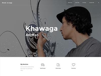Bo - Some Headers header portfolio ui sale web design design themes wordpress
