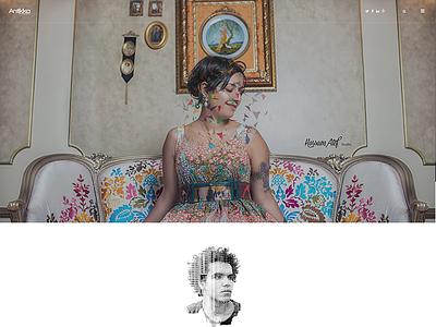 Bo L Photographer creative html themeforest bo portfolio ui sale web design design themes wordpress