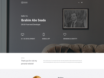 BO Creative Freelancer Showcase bo blog form login portfolio ui sale web design design themes wordpress