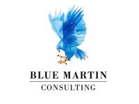 Blue Martin Logo Consulting
