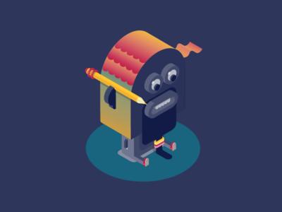 Monocle team - Designer