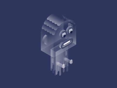 Monocle team - Ghost dude