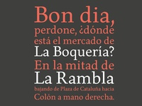 Born Typeface