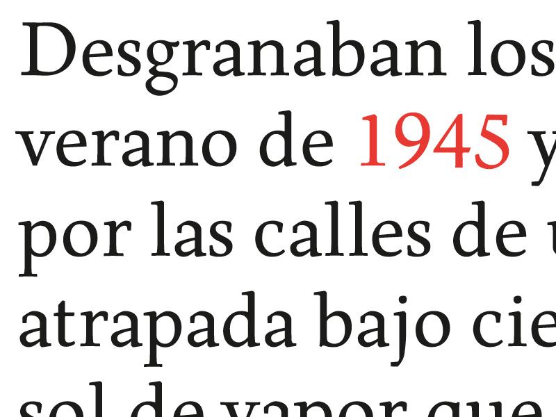 Born Typeface  born typeface type fuente barcelona text serif color humanist mediterranean