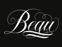 Beau Lettering