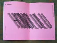Parametric Typeface @ Drawbot + Python