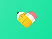 HEARTSHAPED Logo