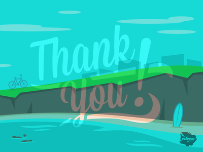 Thank You! Octopus Creative