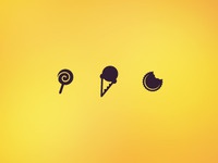 Icons Sweets