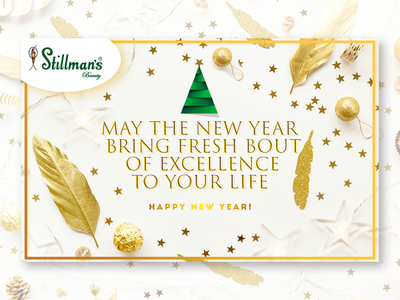 Greeting Card for Christmas & New Year