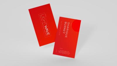 Digital Agency   Business Card