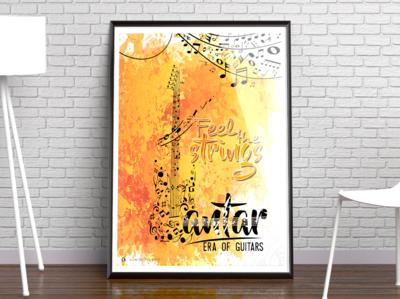 Poster Design | Music Brand brand poster music poster pakistan artist designer creative  design illistration photoshop brand design art art printing design poster design print design print ad design creative poster art poster music art