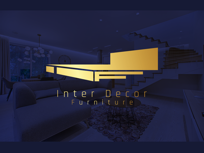 Inter Decor Furniture   Logo