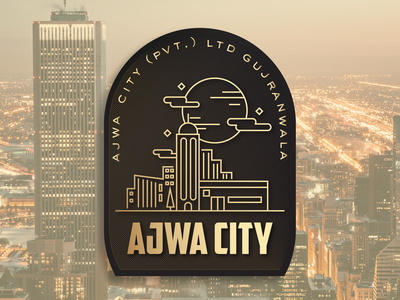 Ajwa City | Brand Identity