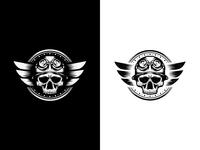 Game Skull Illustration
