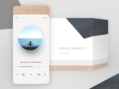 Daily UI 09: Musicplayer