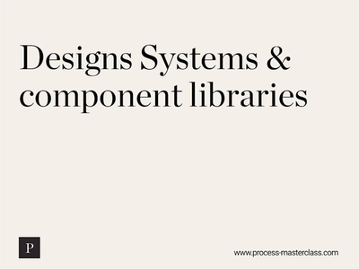 Design System - Component Library Demo figma ui web component library design system