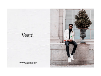 Vespi - Case study ui ux web design digital branding