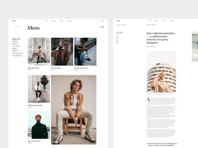 Pages course webdesign typography design ecommerce