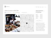 Restaurant + Bakery