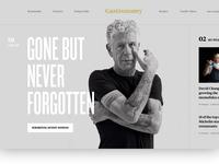 Gastronomy - Zine