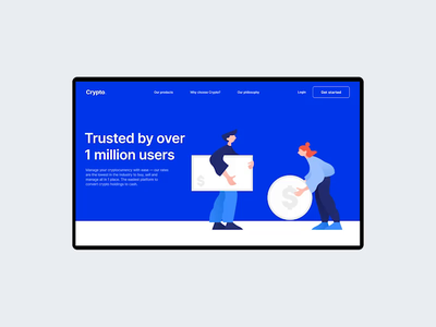 Saas case study - full page ui free download saas responsive web webdesign figma