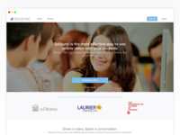 Edusync.co Landing Page
