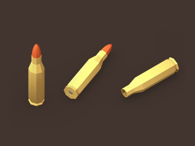Rifle shells