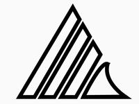 Mountain Wave logo concept