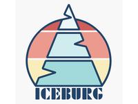 ICEBURG DEAD AHEAD