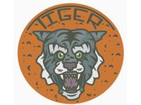 Black Tiger! Rawr