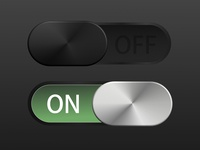 Daily UI #014 - On/Off Switch