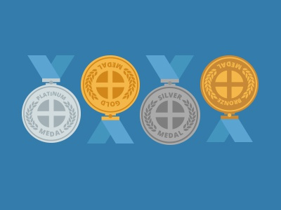DoNotTrackMe Medal Graphics