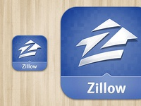 Zillow iOS Icon