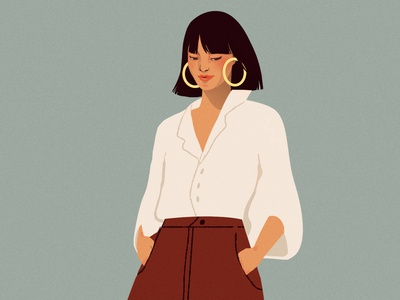 Eyes design fashion art photoshop fashion illustration illustration