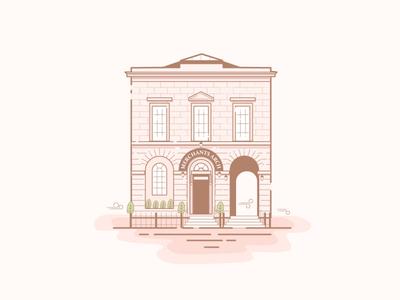 My Dublin - Merchants Arch
