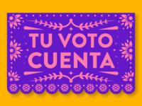 Tu Voto Cuenta for Jolt Initiative
