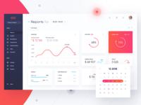 Reports | Sales management platform