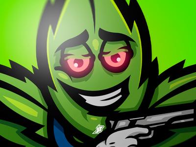 Weed Mascot (Smoovy)