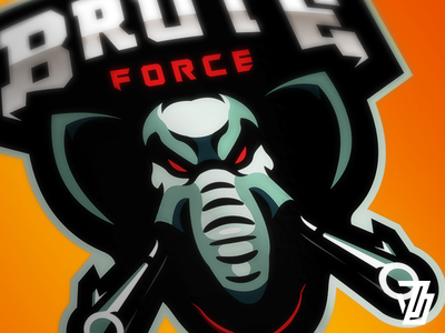 Brute Force Mascot