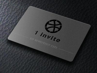 Dibbble Invite