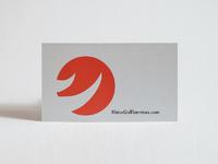 Rhinogolf card back