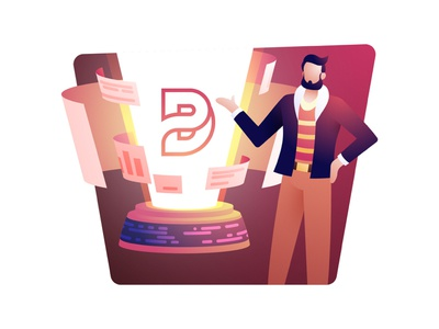 Our second Roundup, yay! design illustration